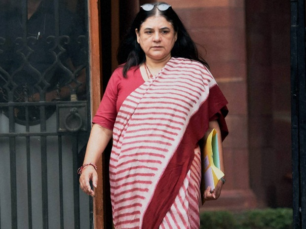 Maneka Gandhi Biography