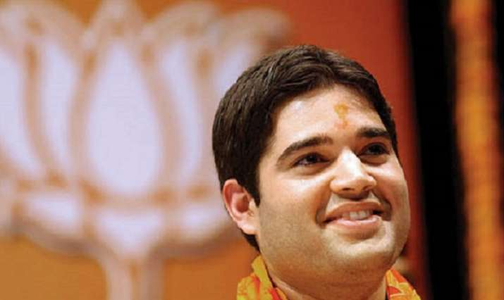 varun gandhi political career