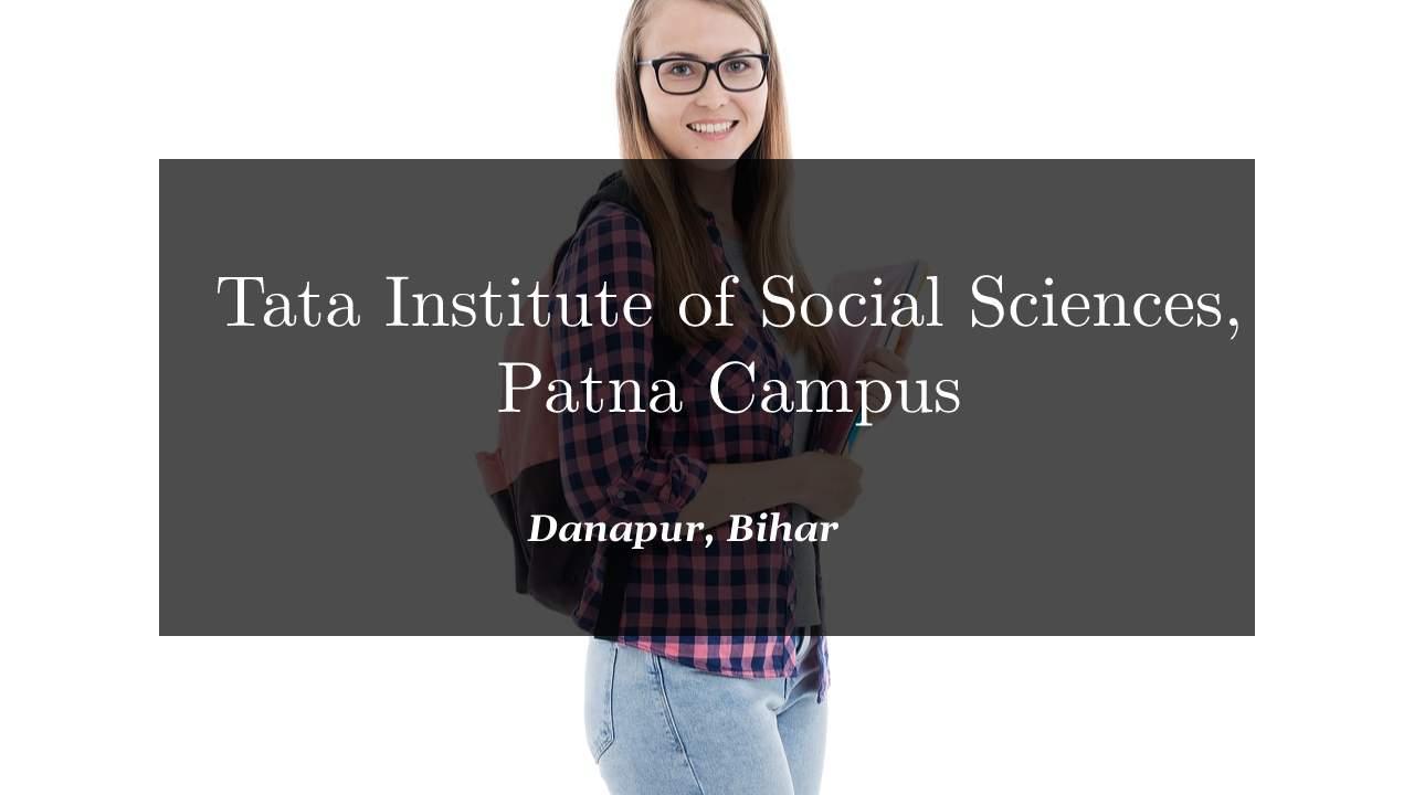 TISS Patna Campus