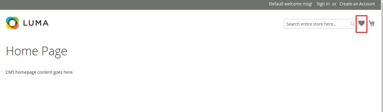 Custom Add To Wishlist Button