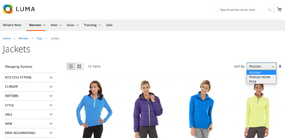 Sort By Price Filter in Magento 2